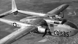 Crash Site Visitation. Fairchild C-82A Packet Serial No. 45-57744 U...