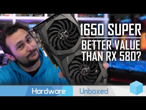 GeForce GTX 1650 Super, The Review Nvidia Tried To Delay!