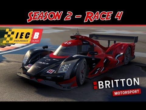 Motorsport Manager - Endurance Series DLC - S2 R4 - Britton Motorsport