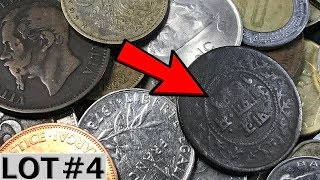 SUPER OLD MYSTERY COIN Found - Half Pound World Coin Hunt - Lot #4