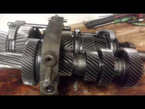 Zf 6 speed manual transmission rebuild (part1)