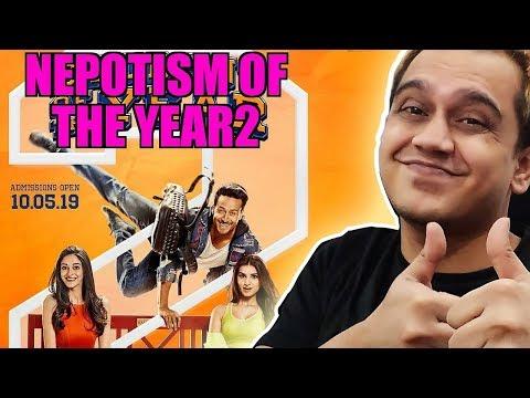 Student Of The Year 2 - Trailer Review | Tiger Shroff | Tara | Ananya