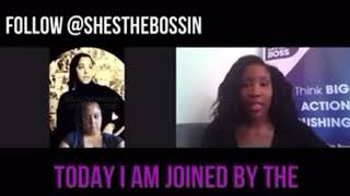 She's The Boss Interview