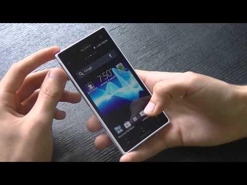 Обзор Sony Xperia Acro S