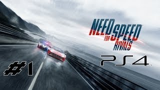 [PS4] Need For Speed Rivals #1