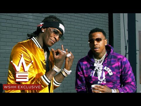 "Moneybagg Yo Feat. Young Thug ""Mandatory Drug Test"" (WSHH Exclusive - Official Music Video)"