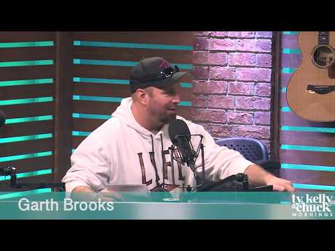 """The One Thing On """"The Anthology: Part 1"""" That Makes Garth Brooks Cry Is..."""