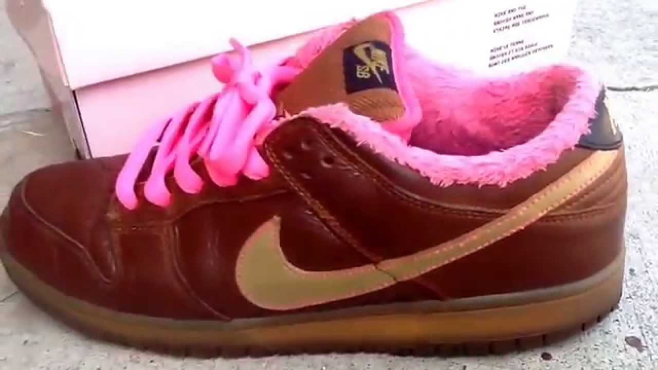 online store 2aa4e 1df36 Nike sb dunk gibson 2007 - YouTube