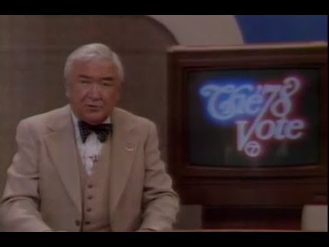 WLS Channel 7 - The '78 Vote (Ending & Open of Local News, 1978)