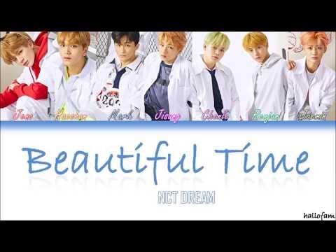 NCT DREAM - 'Beautiful Time' (너와 나) Lirik (Sub Indo) (Color Coded Lyrics Han_Rom_Indo)