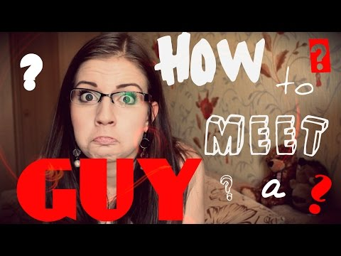 как познакомица с парнем