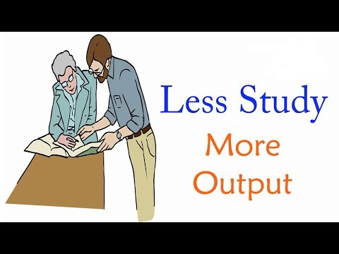 कम पढेर कसरी धेरै प्रतिफल ल्याउने   Less Study More Output, Study Tips, Motivation - Colleges Nepal