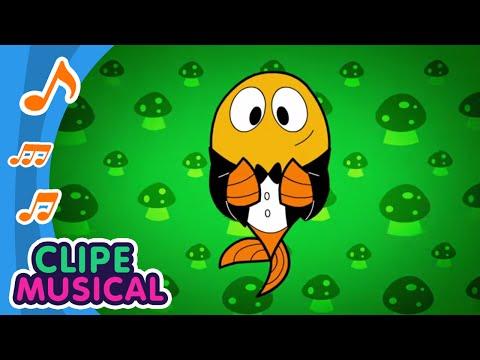 Peixonauta Agente da O.S.T.R.A, Clipe Musical #3