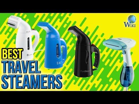 10 Best Travel Steamers 2017