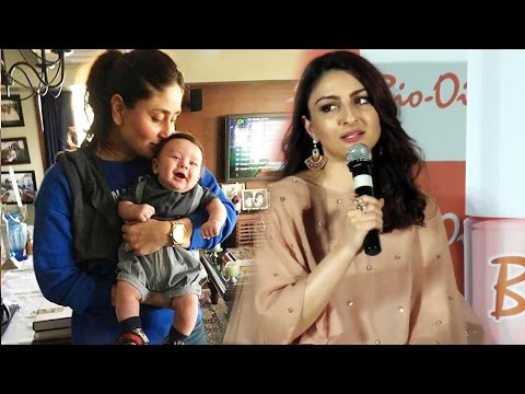 Soha Ali Khan On Pregnancy - Kareena Kapoor Has Been Very Helpful