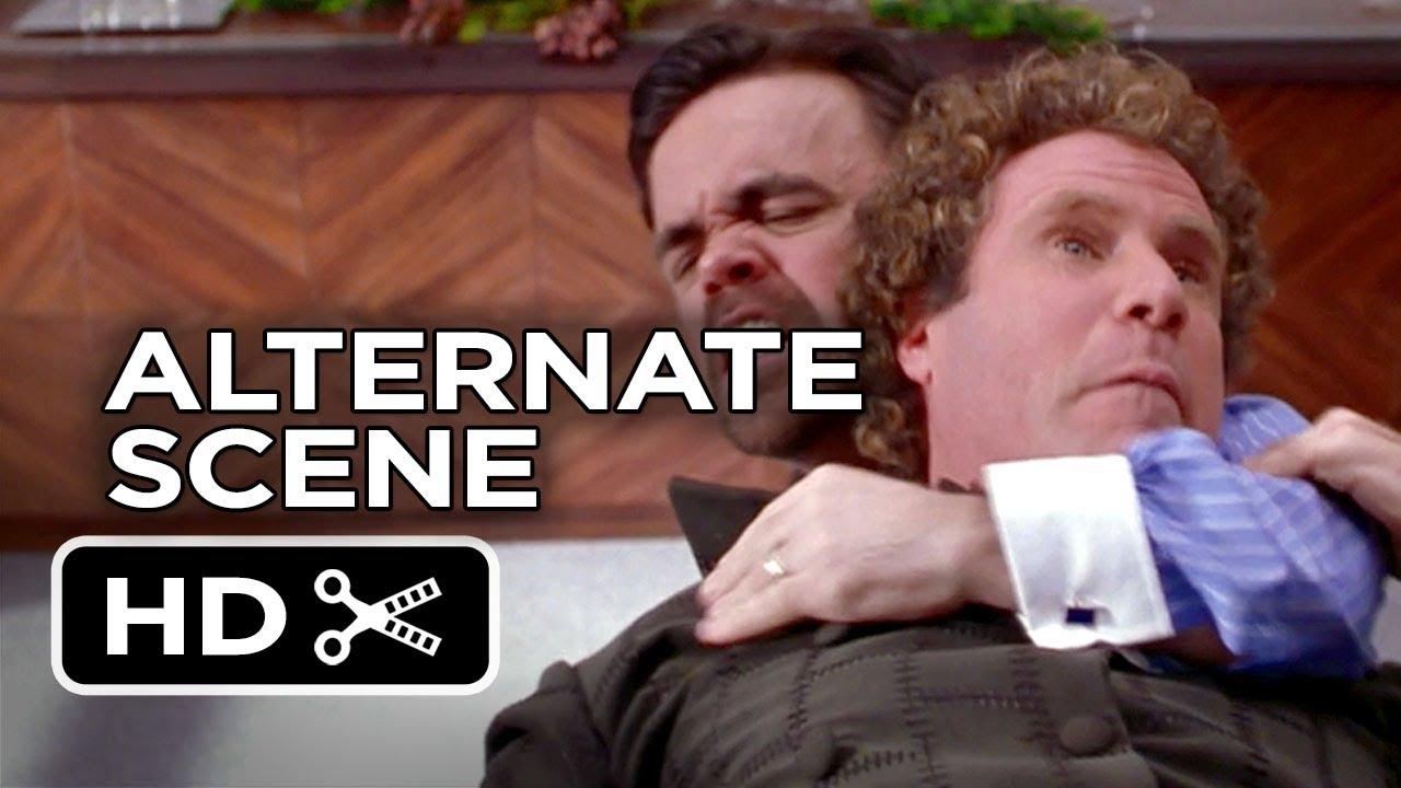 Elf Alternate Fight Scene - Angry Elf (2003) - Will Ferrell Comedy HD