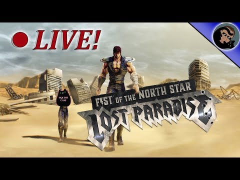 Fist of the North Star: Lost Paradise Episode 8: Run in with Raoh!