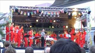 music for gong gong - tribute to osibisa - feat. the funky devilz bigband