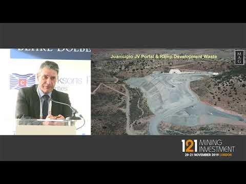 Presentation: MAG Silver - 121 Mining Investment London Autumn 2019