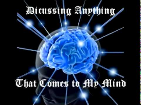 Discussing Anything That Comes To My Mind Episode 2 1/2