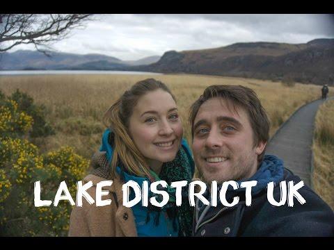 Lake District Vlog - Hiking Borrowdale & Derwentwater | England Travel Vlog #2