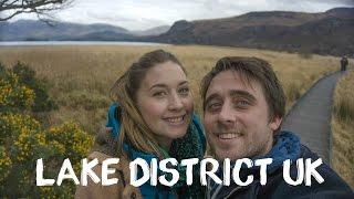 Lake District Vlog - Hiking Borrowdale & Derwentwater   England Travel Vlog #2