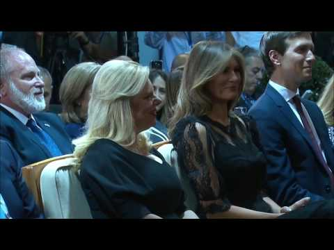 Trump, Netanyahu Speak In Jerusalem (full Remarks)