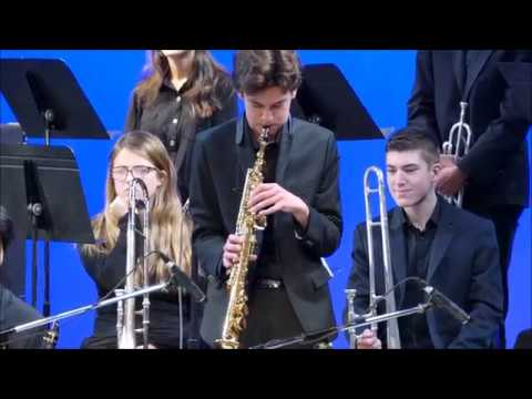 West Ranch High School Jazz - Wanderer