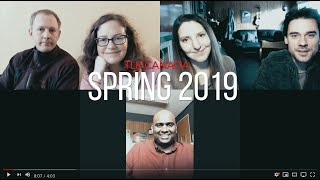 TLR Canada Spring 2019