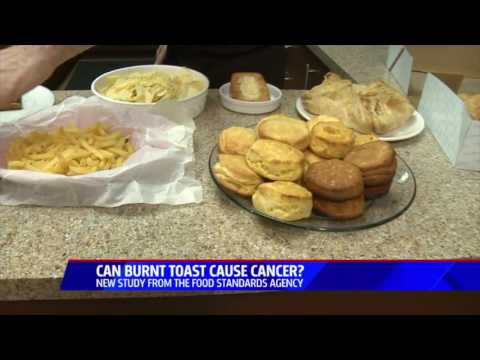 Fox5 - Overcooked Foods Causing Cancer & GMO Apples - January 24, 2017