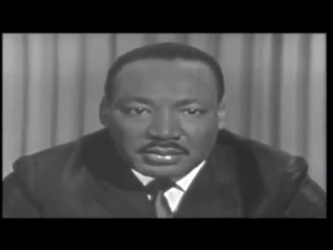 Martin Luther King, Jr. on Civil Disobedience