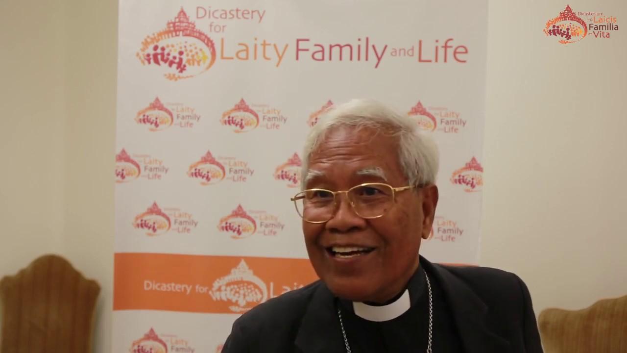 Interview with Archbishop Anicetus Bongsu Antonius Sinaga, O F M  Cap