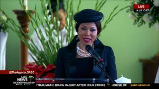 Funeral of PSL chairman's wife Irvin Khoza under way | Mduduzi Ndlovu updates
