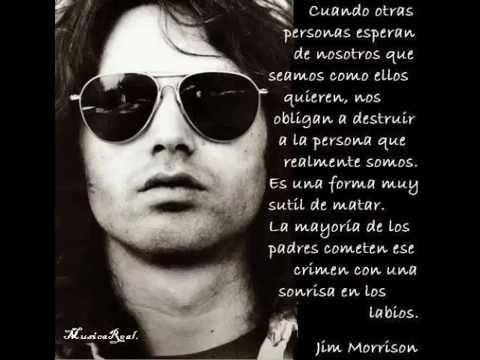 Frases Célebres De Jim Morrison