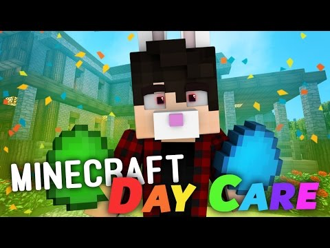 Minecraft Daycare  THE KILLER BUNNY! (Minecraft Roleplay) #23