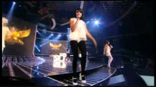 The X Factor - Belle Amie - You Really Got Me - Live Shows Episode 2 (16/10/10)