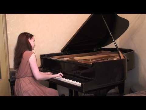 Aladdin OST: A Whole New World Jarrod Radnichs piano solo