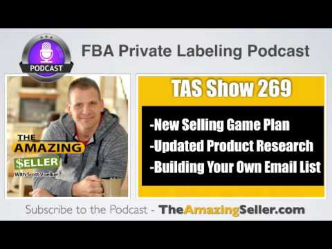 TAS 269 : Is Private Label Dead Now? (New Plan)