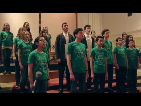Shoshone Love Song - Vancouver Youth Choir Junior