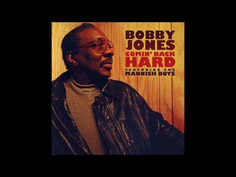 BOBBY JONES (Farmerville, Louisiana, U.S.A) - Cry For Me Baby