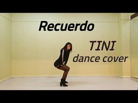 TINI, Mau y Ricky - Recuerdo (mirror dance cover) from Coreana'Yujin'