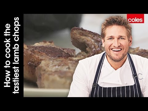 How To Cook The Tastiest Lamb Chops With Curtis Stone