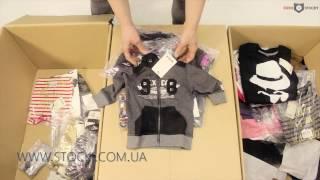 видео Детская одежда оптом