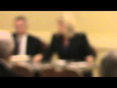 Tampa Bay Beaches Chamber of Commerce Congressional Forum (Video 1 of 2)