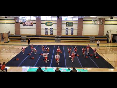 William Byrd Middle School at G-Town High School Competition 2020-2021 Part 2