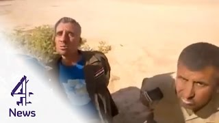 Execution videos emerge from Iraq | Channel 4 News