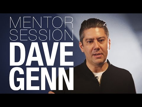 Dave Genn - Songwriting - Nimbus Mentor Sessions #2