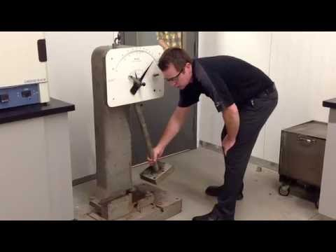 Izod Impact Testing Instructional Video