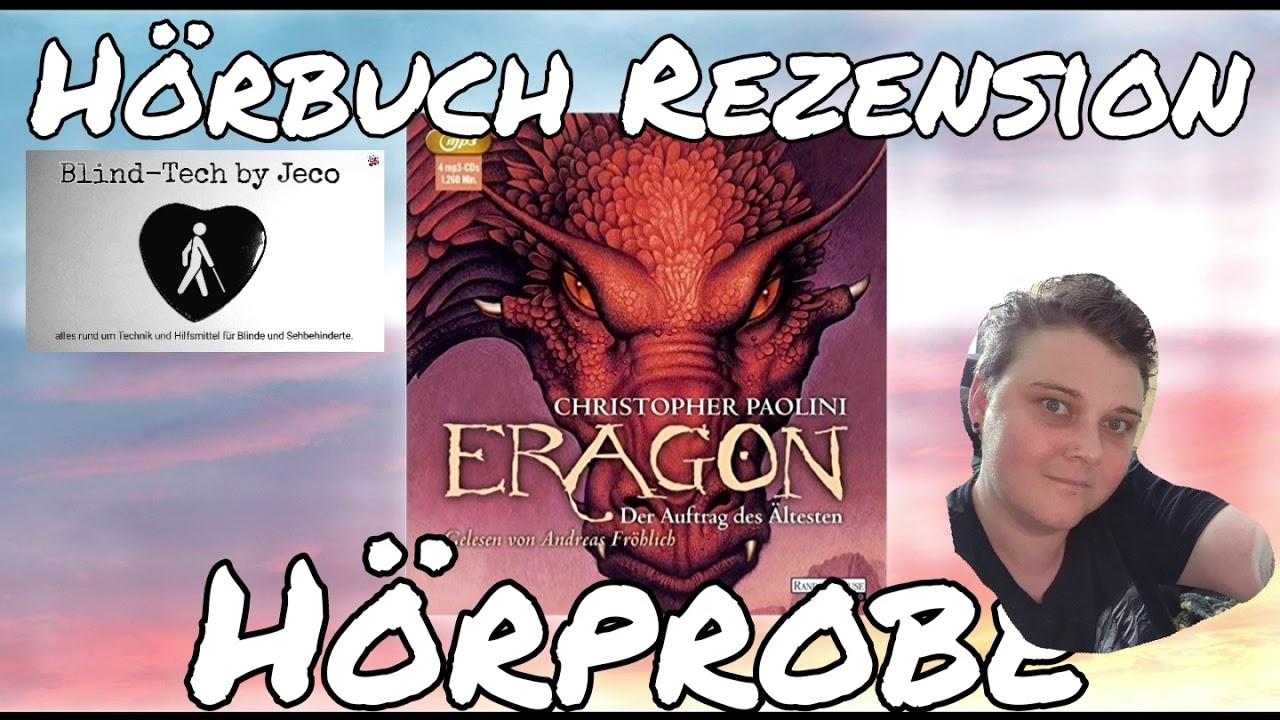 Download 15. Hörbuch Rezension - Eragon 2, der Auftrag des Ältesten