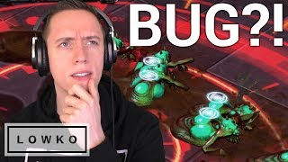StarCraft 2: BUG OR FEATURE?!
